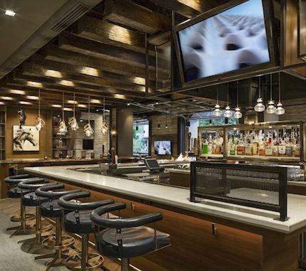 Dustcutter interior bar